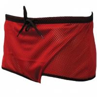 Treninkové plavky Finis Reversible Drag Suit červená