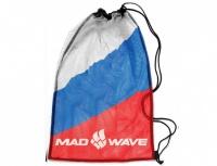Vrecko na plavecké pomôcky Mad Wave Rus Dry