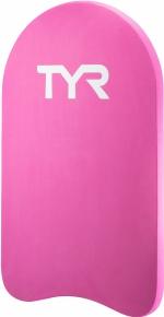Plavecká deska TYR Pink Kickboard