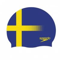 Speedo Flat Silicone Cap Sweden