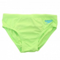 Speedo Endurance Brief 6,5cm Junior Apple Green