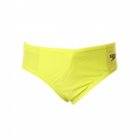 Speedo Essential Boys Logo Brief Lime Punch
