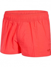 Speedo Solid Leiseure 10 Watershort Red