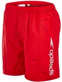 Speedo Challenge 15 Watershort Junior Fed Red