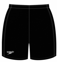 Speedo Tech Short Black