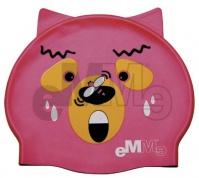 Detská plavecká čiapočka Emme medveď s osou