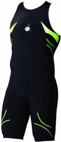 Aqua Sphere Energize Speed Suit Man Black/Green