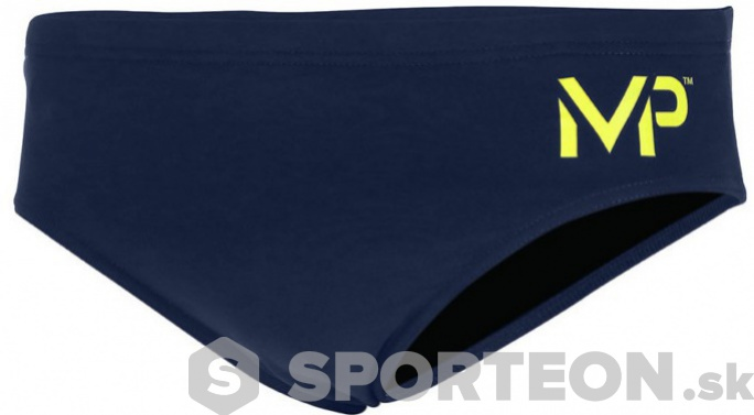 Michael Phelps Solid Brief Navy