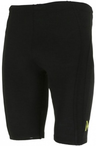 Michael Phelps Solid Jammer Black