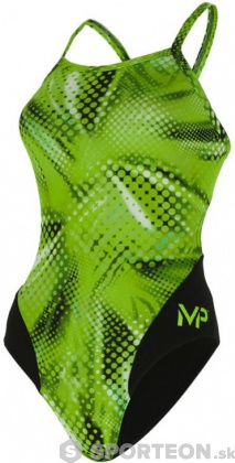 Michael Phelps Mesa Mid Back Green