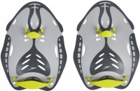 Speedo Power Paddle Oxid Grey/Lime Punch/Cool Grey