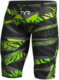 Tyr Avictor Male High Short Black/Green