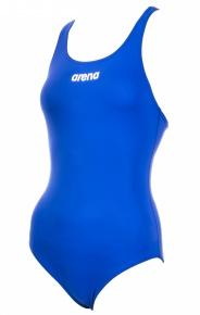 Arena Solid Swim Pro junior blue