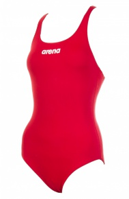 Arena Solid Swim Pro junior red