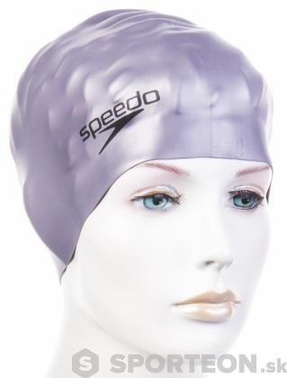 Plavecká čiapočka Speedo Plain Flat Silicon Cap