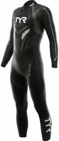 Tyr Hurricane Wetsuit Cat 3 Men Black/Silver
