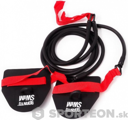 BornToSwim Swimming Exercise Bands