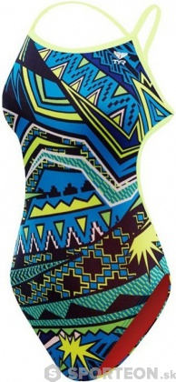 Tyr Whaam Valleyfit Turquoise