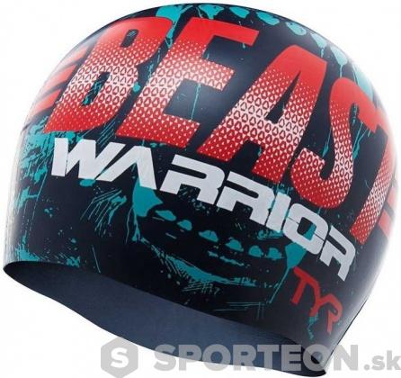 Tyr Beast Warrior Swim Cap