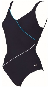 Arena Tiffany U Back One Piece C-Cup Navy