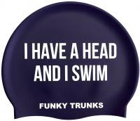 Funky Trunks Get a Head Swimming Cap