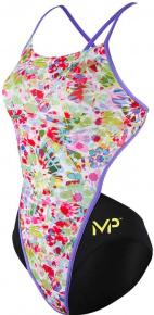 Michael Phelps Prisma Open Back Multicolor/Black