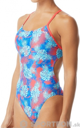 Tyr Tortuga Cutoutfit Teal/Multi