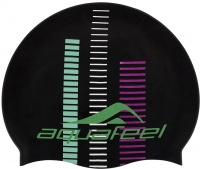 Aquafeel Matrix Colour Silicone Cap