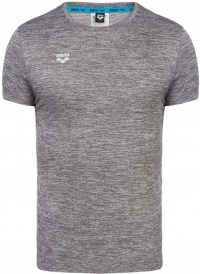 Arena M Tech Tee Dark Grey Melange