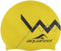 Aquafeel Zig Zag Silicone Cap