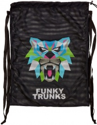 Funky Trunks Predator Geo Mesh Gear Bag
