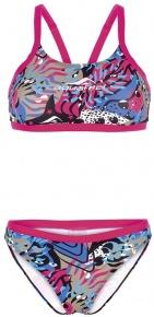 Aquafeel Abstract Jungle Dynamicback Girls Multi
