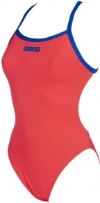 Arena Solid Light Tech High Fluo Red/Neon Blue