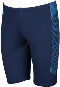 Arena Feather Jammer Navy/Turquoise