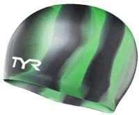 Tyr Long Hair Silicone Swim Cap