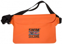 Swim Secure Waterproof Bum Bag Oranžová