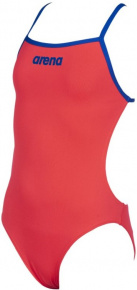 Arena Solid Lightech Junior Fluo Red/Neon Blue