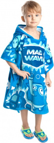 Mad Wave Mad Bubbles Poncho Kids
