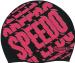Plavecká čiapočka Speedo Slogan Print Cap