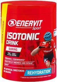 Enervit Isotonic Drink Lemon 420g