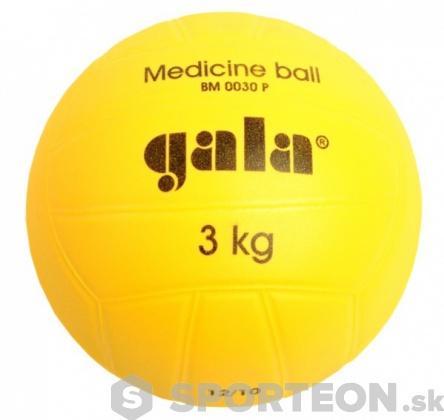 Plastový medicinbal 3 kg