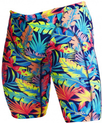 Funky Trunks Palm Off Eco Training Jammer