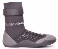 Neoprénove ponožky Hiko Flexi sivá