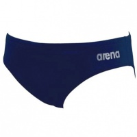 Arena Solid brief junior navy