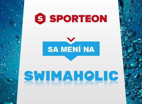 Sporteon sa mení na Swimaholic
